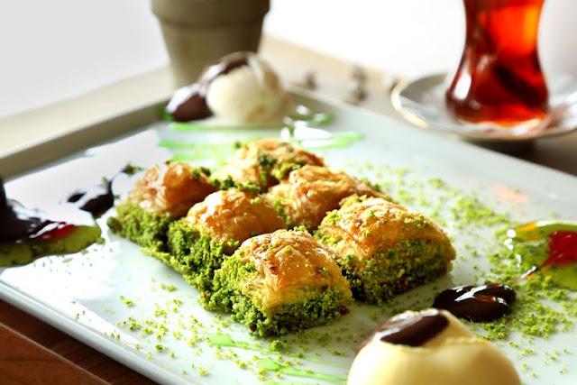Makanan Penutup Turki Paling Lezat | Ragam Dessert Kuliner Turki
