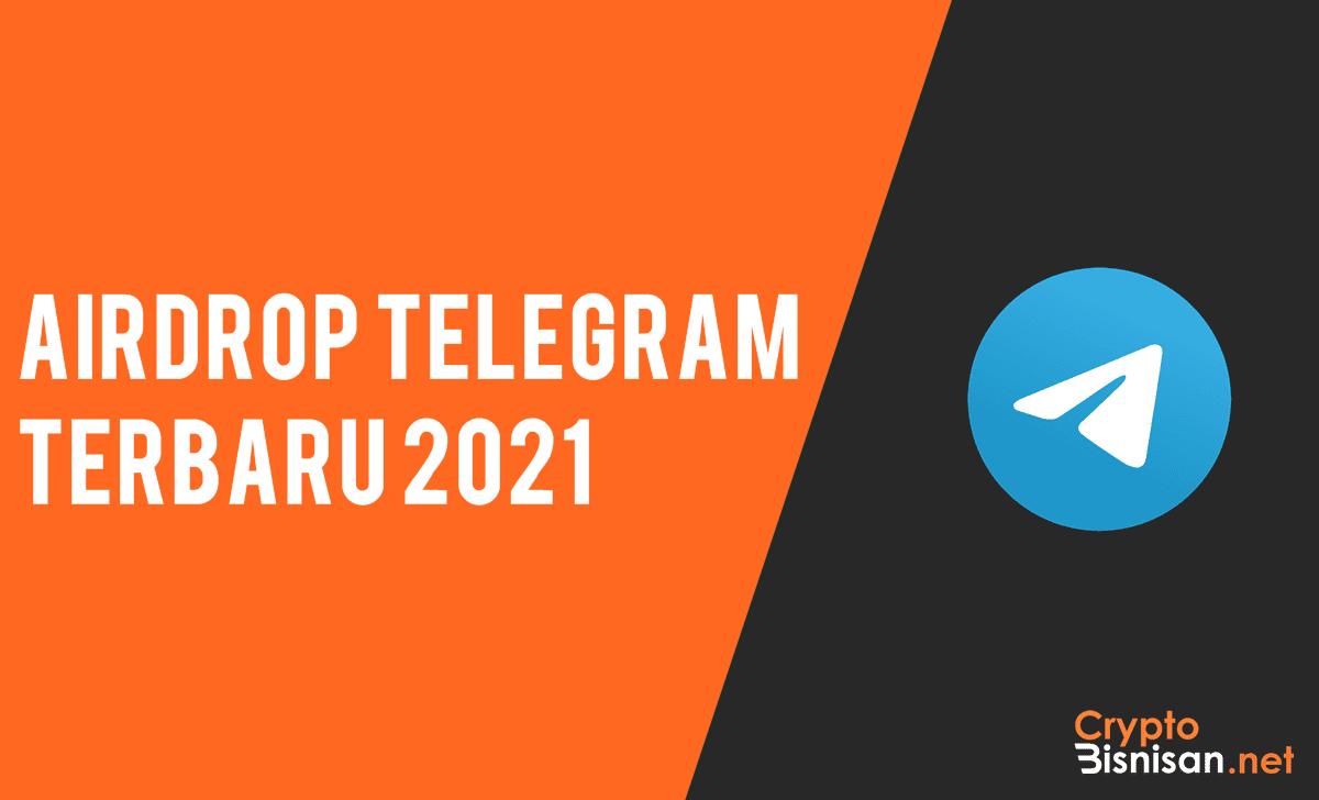 Airdrop Telegram Terbaru