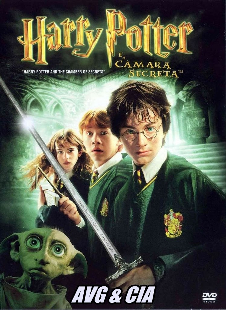 Harry Potter e a Câmara Secreta – Dublado (2002)