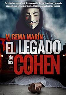 libros recomendados. el legado de los cohen. epub