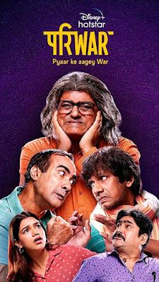 Pariwar S01 Hindi Complete Series 720p WEB HDRip HEVC ESub