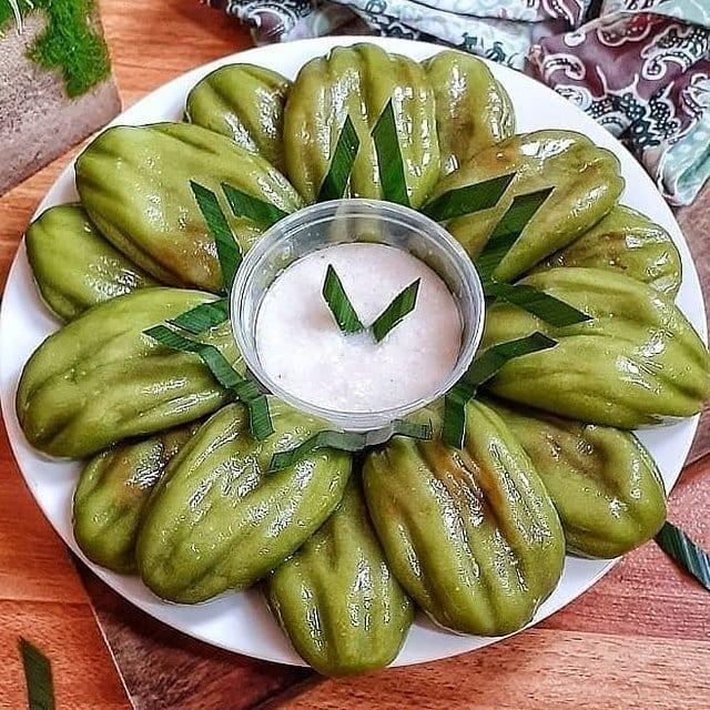 Resep Sajian Kue Pepare/Paria