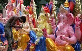 Jhabua News- Ban on the manufacture and sale of plaster of Paris-made statues at Ganeshotsav- गणेशोत्सव पर प्लास्टर ऑफ पेरिस से निर्मित मूर्तियों के निर्माण व विक्रय पर प्रतिबंध