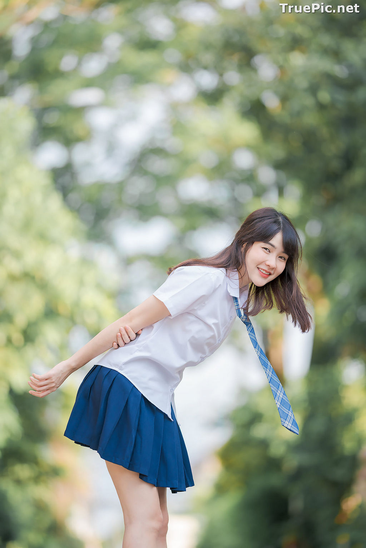 Image Thailand Cute Model - Kananut Wattanakaruna - Happy Summer Vacation - TruePic.net - Picture-8