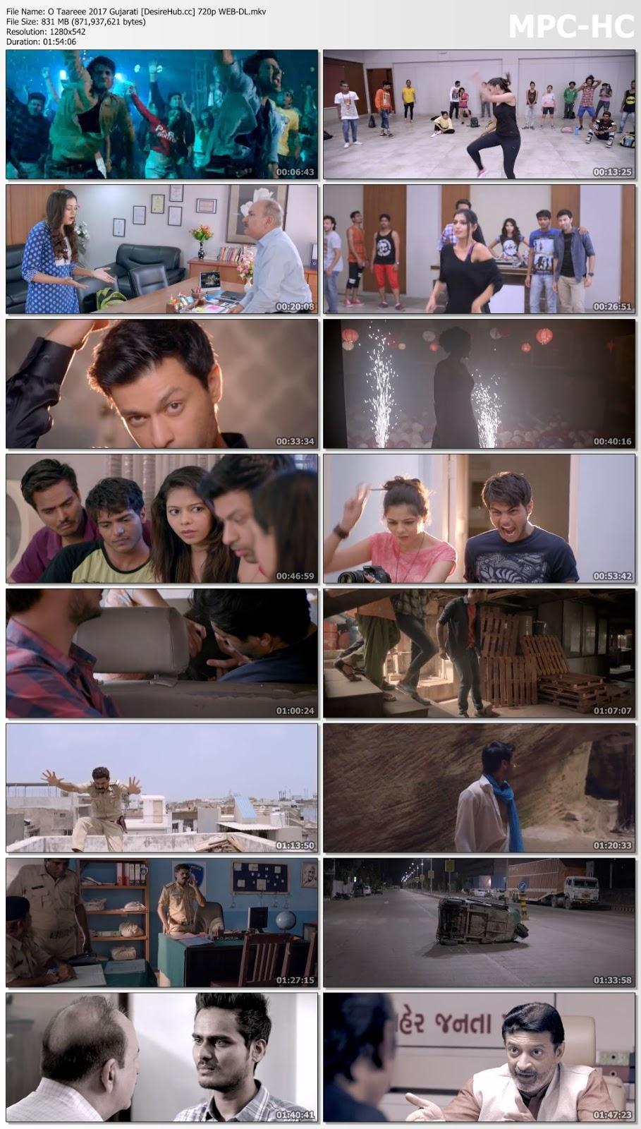 O Taareee 2017 Gujarati 720p WEB-DL 800MB Desirehub