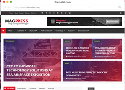 Best-blogger-templates-magpress-free