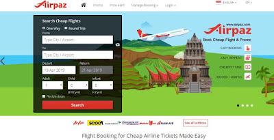 Cara mendapatkan tiket pesawat murah 2019