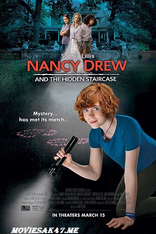 Nancy Drew and the Hidden Staircase (2019) WEB-DL Full Movie Download 480p 720p