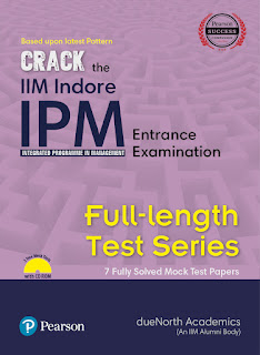 IIM Indore IPM 2017 Full Length Test Series