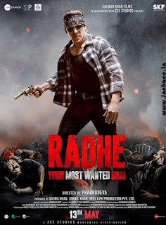 Radhe – Your Most Wanted Bhai First Look Poster 12