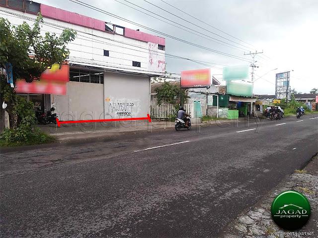 Gudang Tepi jalan Parangtritis Km 4