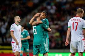 مشاهدة مباراة ألمانيا وبيلاروسيا بث مباشر اليوم 17-11-2019 في التصفيات المؤهلة لكأس الأمم الأوروبية