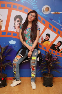 Telugu Actress Angela Stills in Ripped Jeans Angela Stills At Radio City For Rogue Promotions  0010.jpg