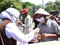 Aksi Nyata Kodam V Brawijaya, Bantu Masyarakat Jatim Lawan Covid19