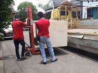 Undername import,courier service dan freigth forwarder indonesia