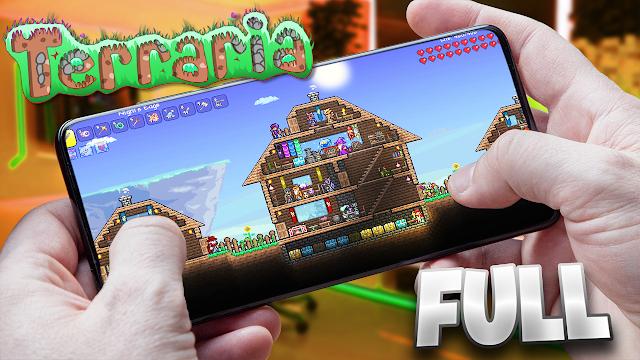 Terraria v1.3.0.7.9 (Full) Para Teléfonos Android