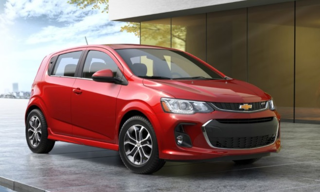 chevrolet sonic discontinue