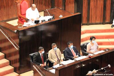 Speaker Mahinda Yapa Abeywardena