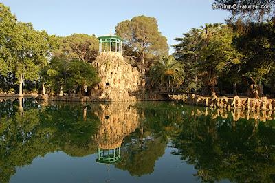 Llac del Parc Samà