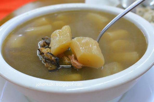 Wah-Yew-Teochew-Cuisine-Johor-Bahru-Taman-Pelangi-华友潮式蒸鯧魚專賣店