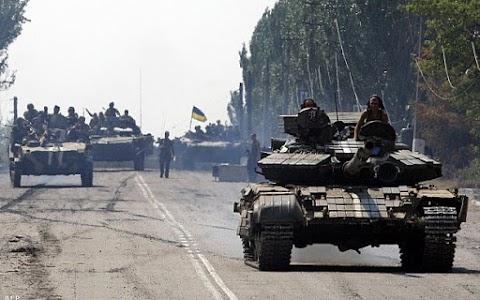 A tűzszünet kihirdetése óta újabb ukrán katona esett el a Donyec-medencében