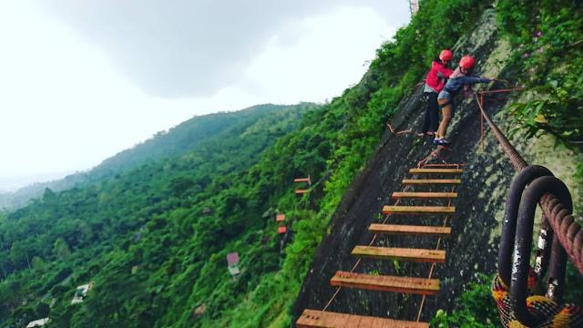 Via ferrata Pemalang