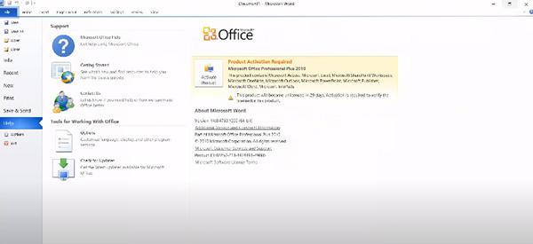 Download Office 2010 (32bit, 64bit) Full - Hướng Dẫn Tải, Cài Đặt Chi Tiết c