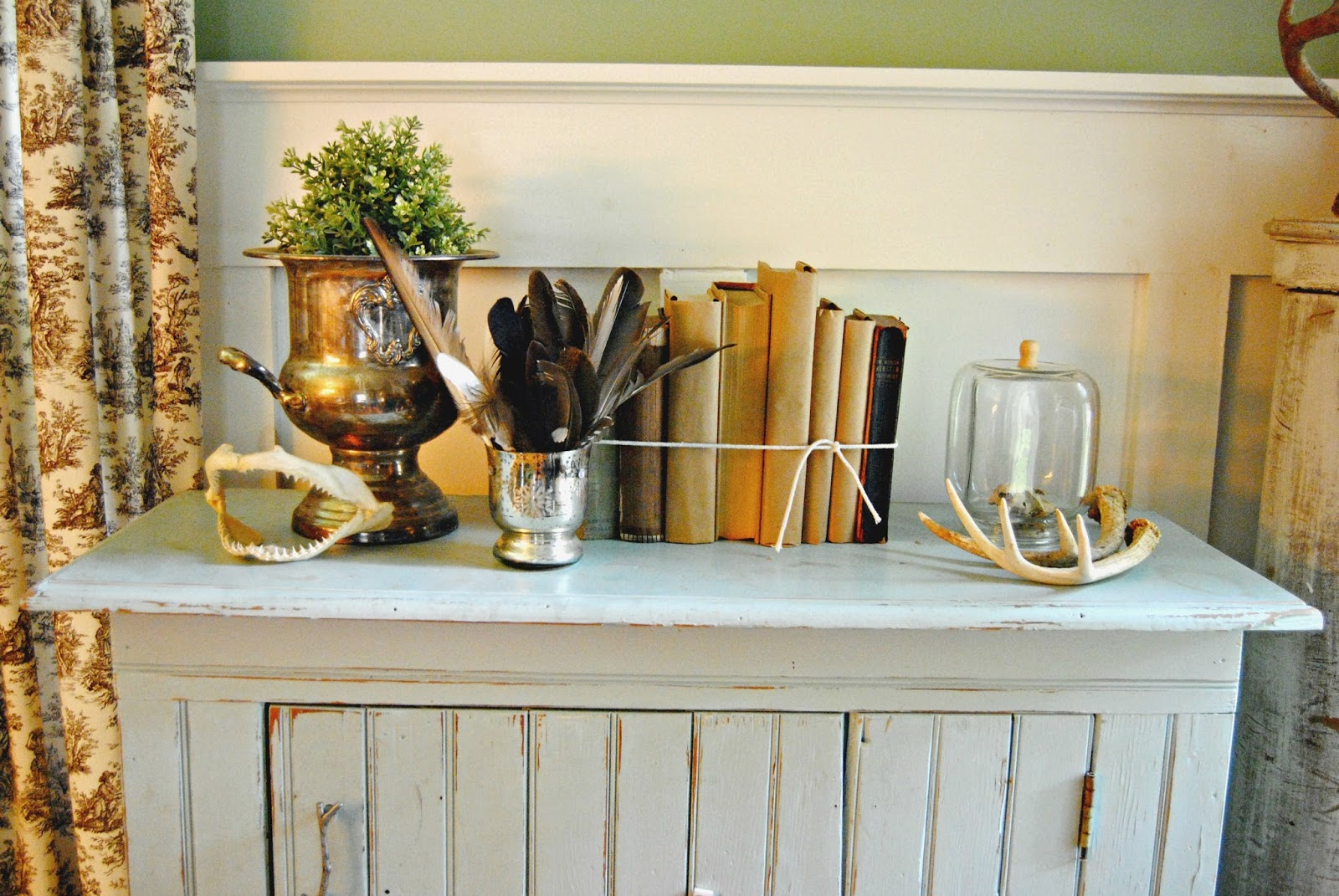 { Decorating with Natural Elements } - The Painted Home by ...