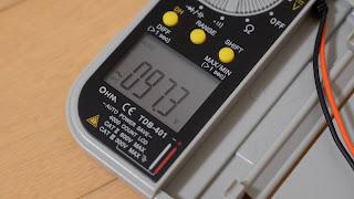 電圧100V