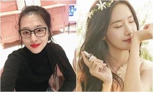 Sao Hàn 3/3: Sulli được khen khi mặc kín, Yoon Ah đẹp như nữ thần trong quảng cáo