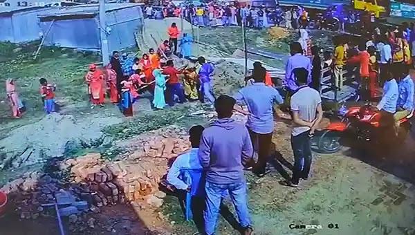 বকশীগঞ্জে অটো গ্যাস ফিলিং স্টেশনে হামলা ও লুটপাটের অভিযোগ