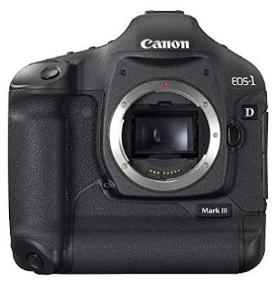 Canon EOS-1D MarkIII DSLRダウンロードフルドライバー