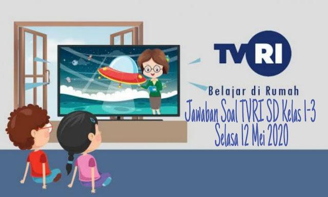 Jawaban Soal TVRI SD Kelas 1-3 Selasa 12 Mei 2020 Belajar dari Rumah: Penjumlahan, Perkalian