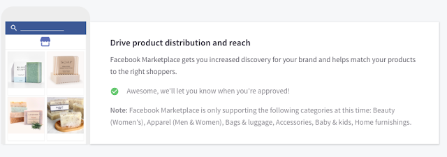 selling rule on marketplace on facebook