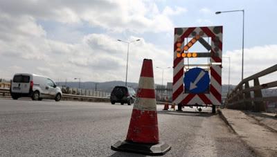 Εργασίες συντήρησης από την Δευτέρα στην 16η εθνική οδό Θεσσαλονίκης - Πολυγύρου