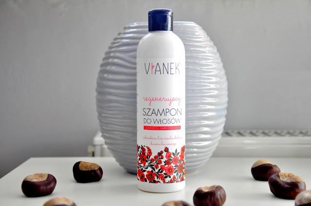 regenerujący szampon do włosów farbowanych, ciemnych