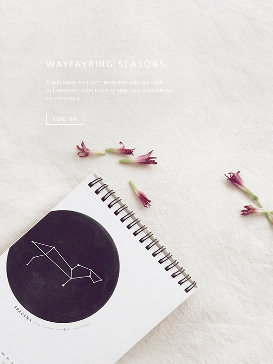 WAYFARING SEASONS