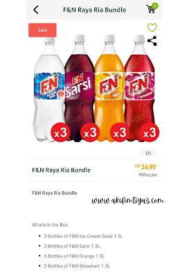F&N Life, beli produk f&n harga murah, aplikasi f&n life, cara mudah beli produk f&n secara online