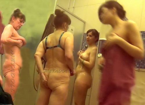Showerroom 1531-1547 (Hidden camera in the GYM showers)