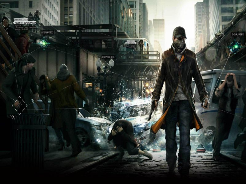 Watch Dogs 1 Highly Compressed Free Download