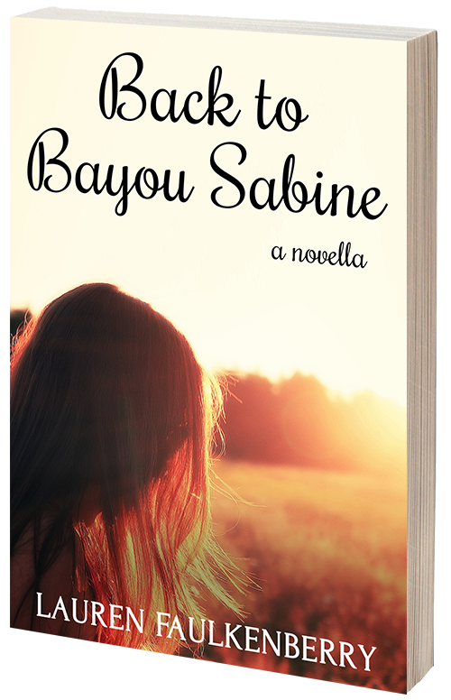 Back to Bayou Sabine, by Lauren Faulkenberry