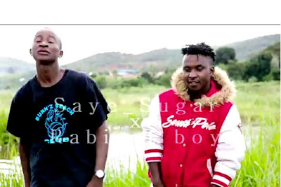 VIDEO | Saye Sugar ft Rabiot Boy  _  TUNAENDANA mp4 | download