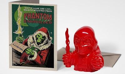 Phantom Starkiller Santa Edition Vinyl MaBa by Killer Bootlegs