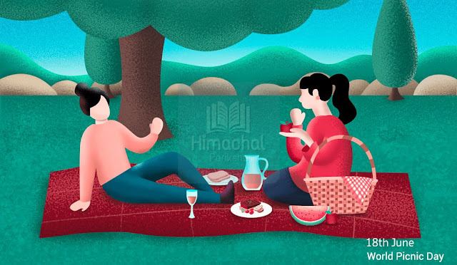 World Picnic Day - 18th June - Himachal Pariksha