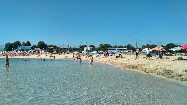 zatoka Stavros, Kreta, Grecja, plaża