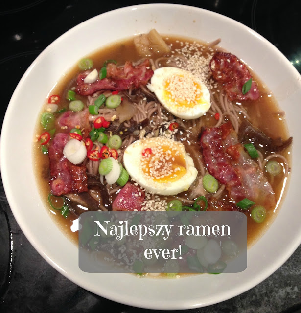 ramen | kuchnia japońska | rosół