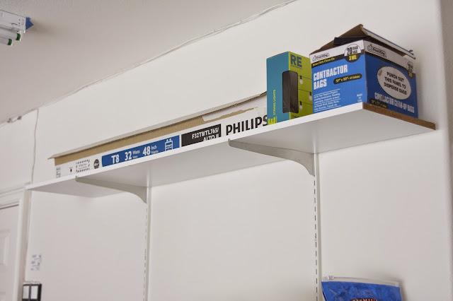 Simply Organized Diy Garage Mudroom A Fresh Coat Of Paint