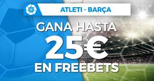 Paston promo Atletico vs Barcelona 21-11-2020