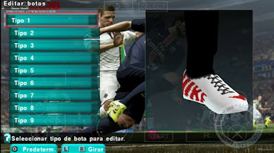 Game PES 2016 PSP ISO Android Patch 2016