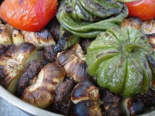 Gaziantep Usulü Sarımsak Kebabı Tarifi